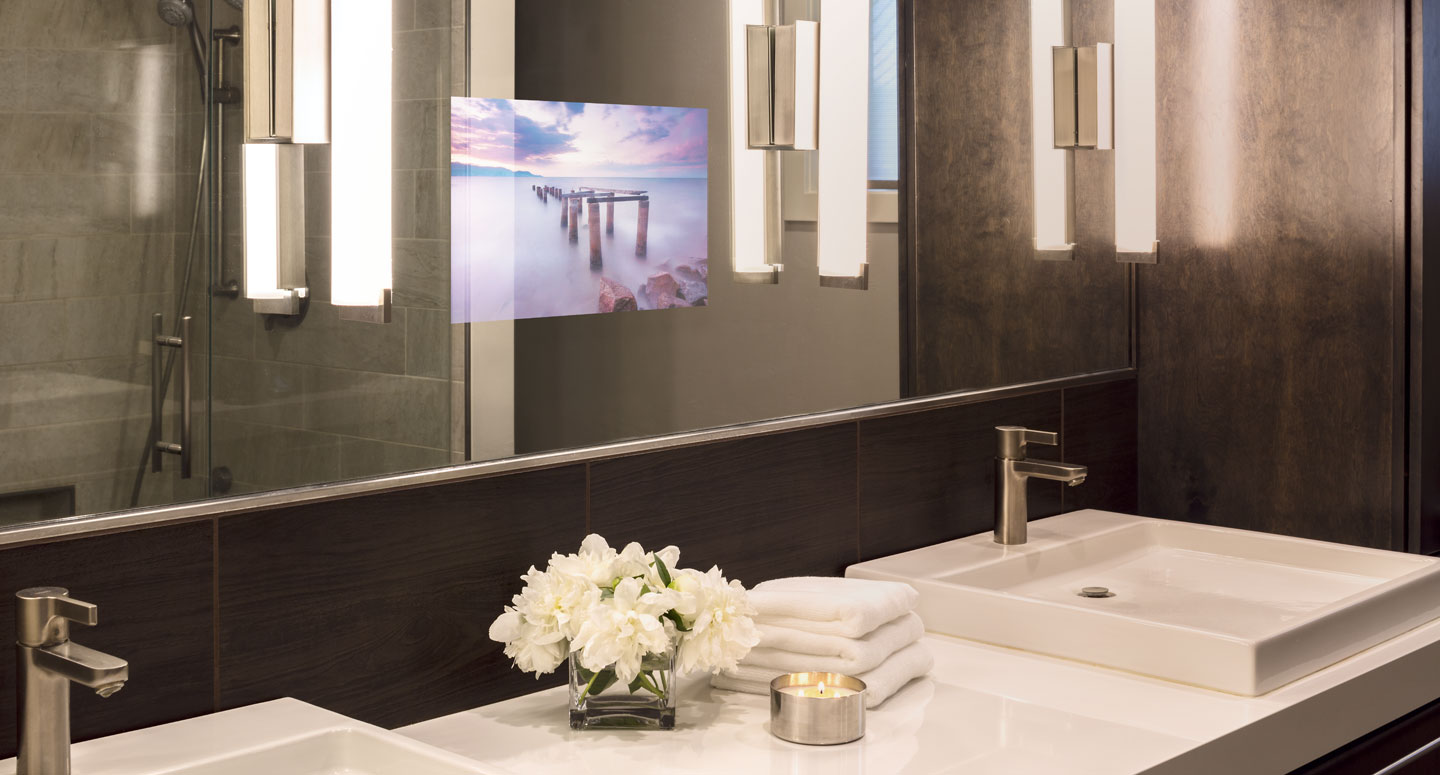 Seura Mirrored TVs
